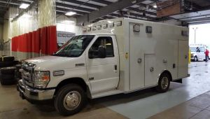 7893-95 Signature Series Type III Ambulance