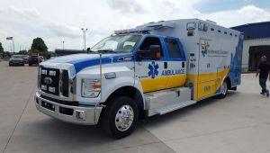 7915 Super Chief Type I Ambulance