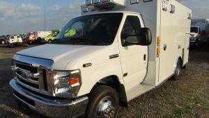 8095 Express Type III Ambulance