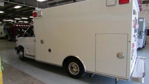 8083 Express Type III Ambulance