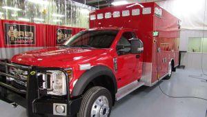 8041 Chief XL Type I Ambulance