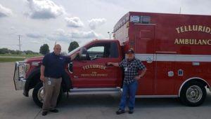 8054 Liberty Type I Ambulance