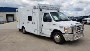 8073 Chief XL Type III Ambulance