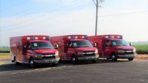 8127-29 Express Type III Ambulance