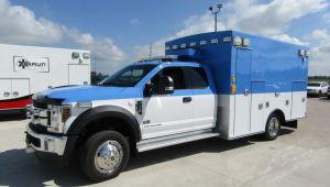 8072 Liberty Type I Ambulance