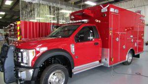 8075 Liberty Type I Ambulance