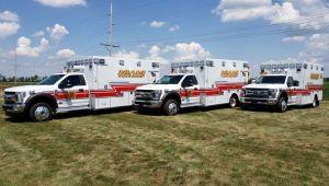 7999, 8035-36 Chief XL Type I Ambulance