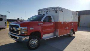8067 Chief XL Type I Ambulance