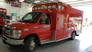 8074 Chief XL Type III Ambulance