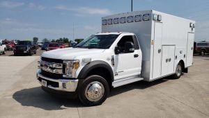 8105 Chief XL Type I Ambulance