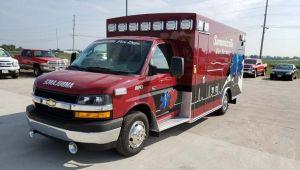8119 Chief XL Type III Ambulance