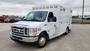8130 Express Type III Ambulance