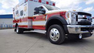 R4729 Chief XL Type I Ambulance