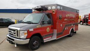 8093 Chief XL Type III Ambulance