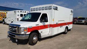 8096 Chief XL Type III Ambulance