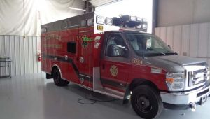 R5772 Chief XL Type III Ambulance