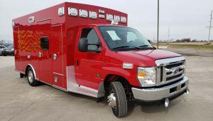 8133 Chief XL Type III Ambulance
