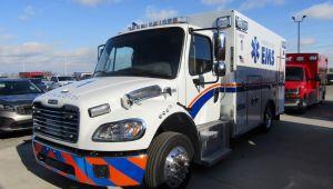 8007-08 Super Chief Type I Ambulance/Medium Duty Ambulance