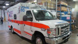 8135-38 Express Type III Ambulance