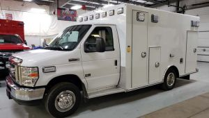 8254 Signature Series Type III Ambulance