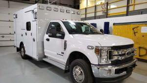 8236 Signature Series Type I Ambulance