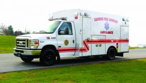 7995 Chief XL Type III Ambulance