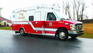 8191 Chief XL Type III Ambulance