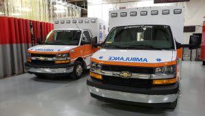 8311-8312 Express Type III Ambulances