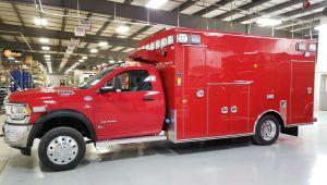 8298 Chief XL Type I Ambulance