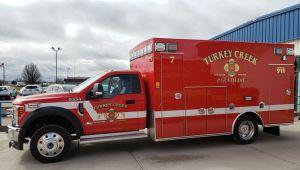 8305 Chief XL Type I Ambulance