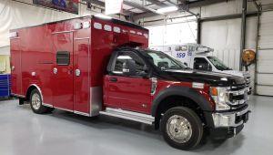 8294 Chiel XL Type I Ambulance