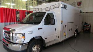 8295 Chief XL Type III Ambulance