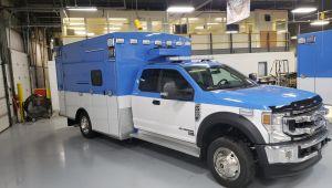 8315-1 7 Liberty Type I Ambulance