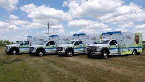 8394-97 Chief XL Type I Ambulance