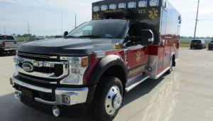 8437 Chief XL Type I Ambulance