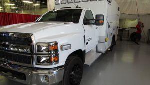 8150 Express Plus Type I Ambulance