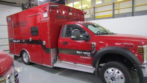 8069 Liberty Type I Ambulance