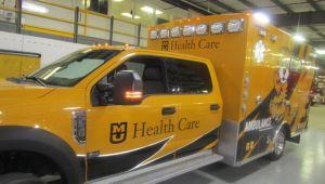 8145 Liberty Type I Ambulance