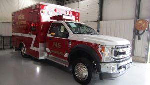 8321 Liberty Type I Ambulance