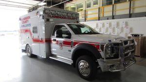 8354 Express Plus Type I Ambulance