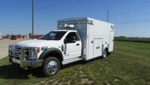 8356 Chief XL Type I Ambulance
