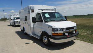 8379 Express Type III Ambulance