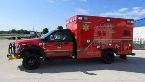 8398-99 Express Plus Type I Ambulance