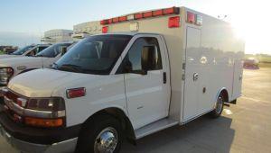 8401 Express Type III Ambulance