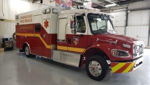 8193 Super Chief Type I Medium Duty Ambulance