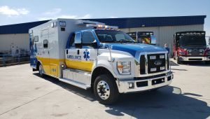 8440 Super Chief Type I Ambulance