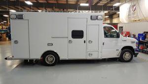 8499-02 Chief XL Type III Ambulance