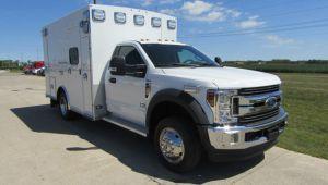 8524 Express Plus Type I Ambulance