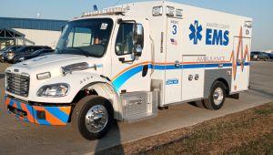 8380-82 Super Chief Type I Ambulance