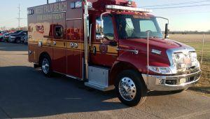 8383-86 Super Chief Type I Ambulance